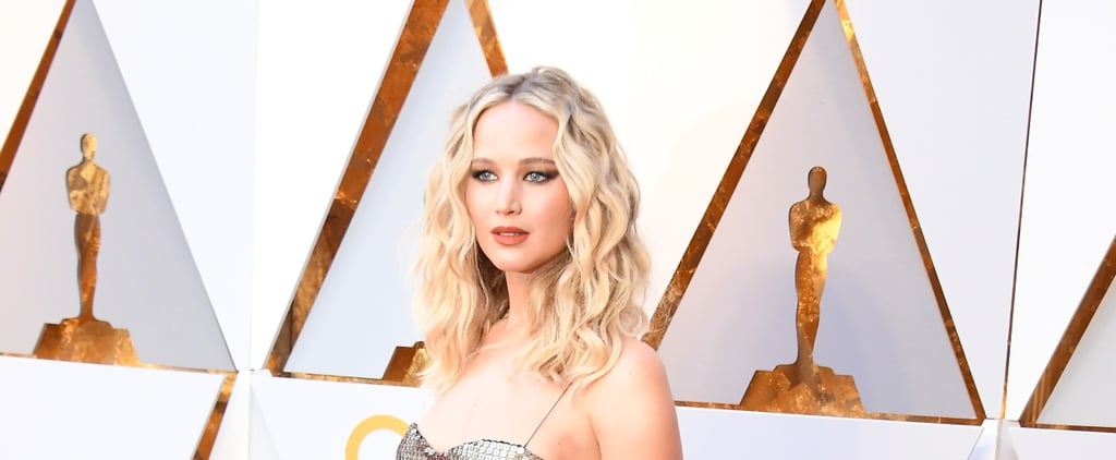 Jennifer Lawrence Is Making a Case to Bring Back the Perm