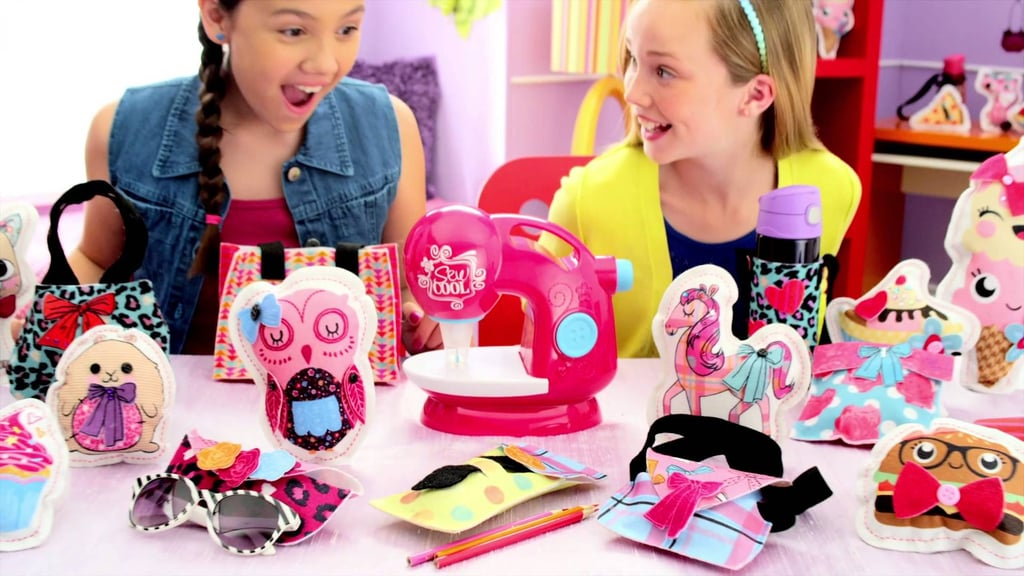 For 6-Year-Olds: Sew Cool Maker