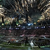 Olympic Spirit High as Opening Ceremony Kicks Off the London Games!