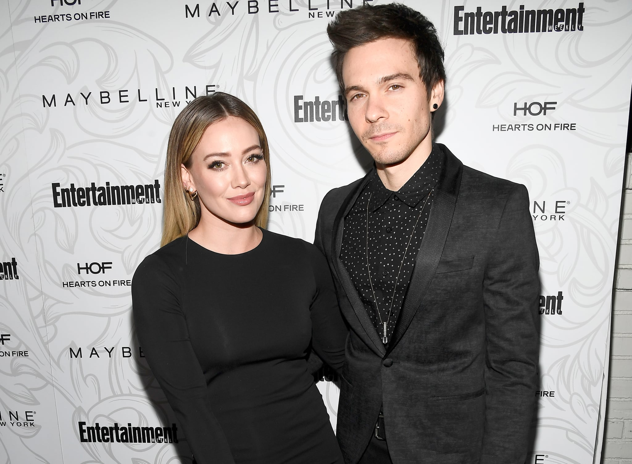 Watch What Hilary Duff and Matthew Komas Body Language Says About Their Relationship video