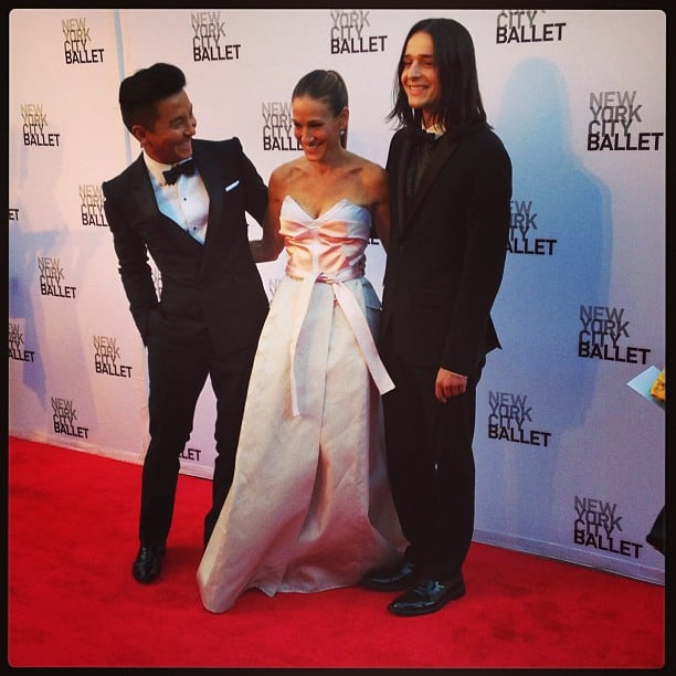 Sarah Jessica Parker was out-of-this-world gorgeous at the New York Ballet gala.