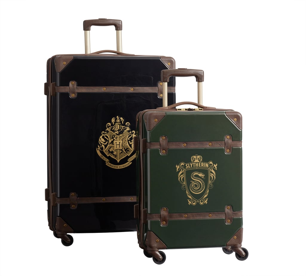 These look just like actual Slytherin students' trunks!