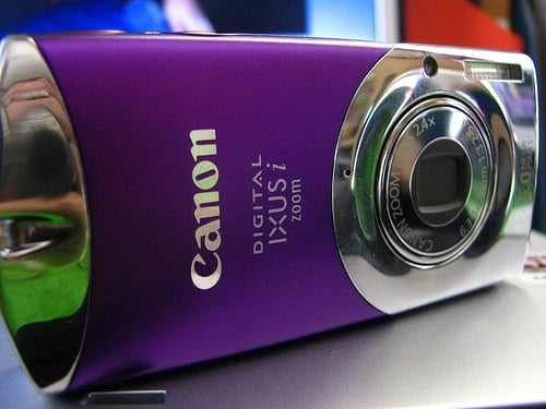 My Favorite Gadgets Pick: The Canon IXUS