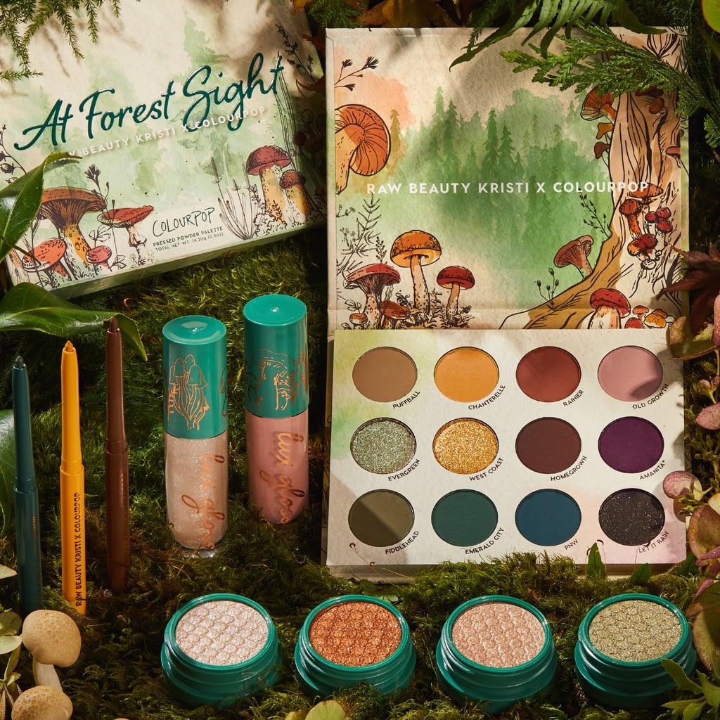 ColourPop's Raw Beauty Kristi Collection Details