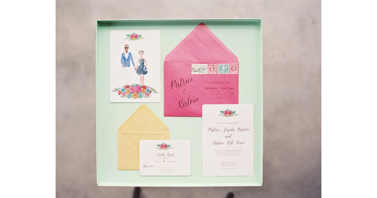 Ways To Save Money On Wedding Invitations: Hold Hard-and-Fast Invitation Rules