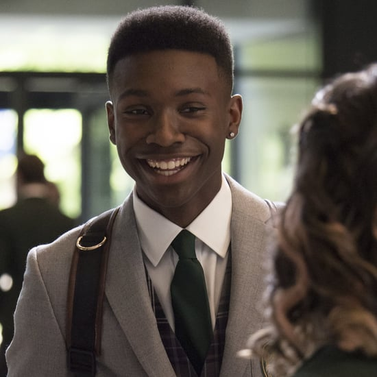 Niles Fitch Makes History as First Black Disney Prince