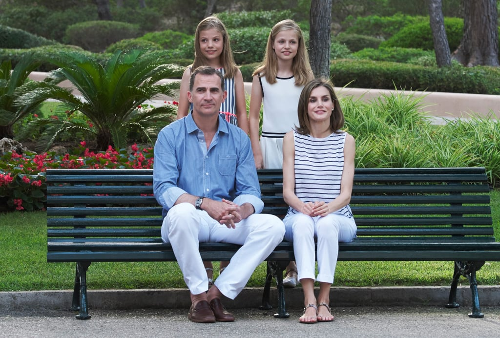 The Best Photos of Queen Letizia and King Felipe From the Past 12 Months