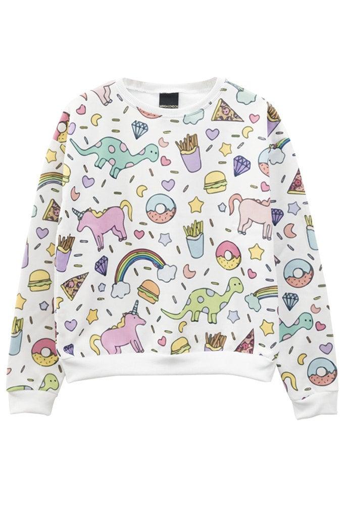Unicorn Sweater ($20)