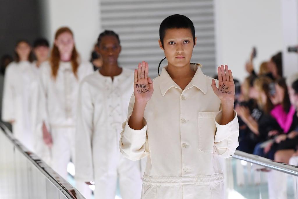 صور من عرض أزياء غوتشي لموسم ربيع 2020