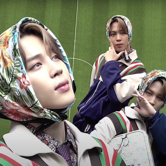 Watch BTS Go Retro in Their 2021 Season's Greetings Video