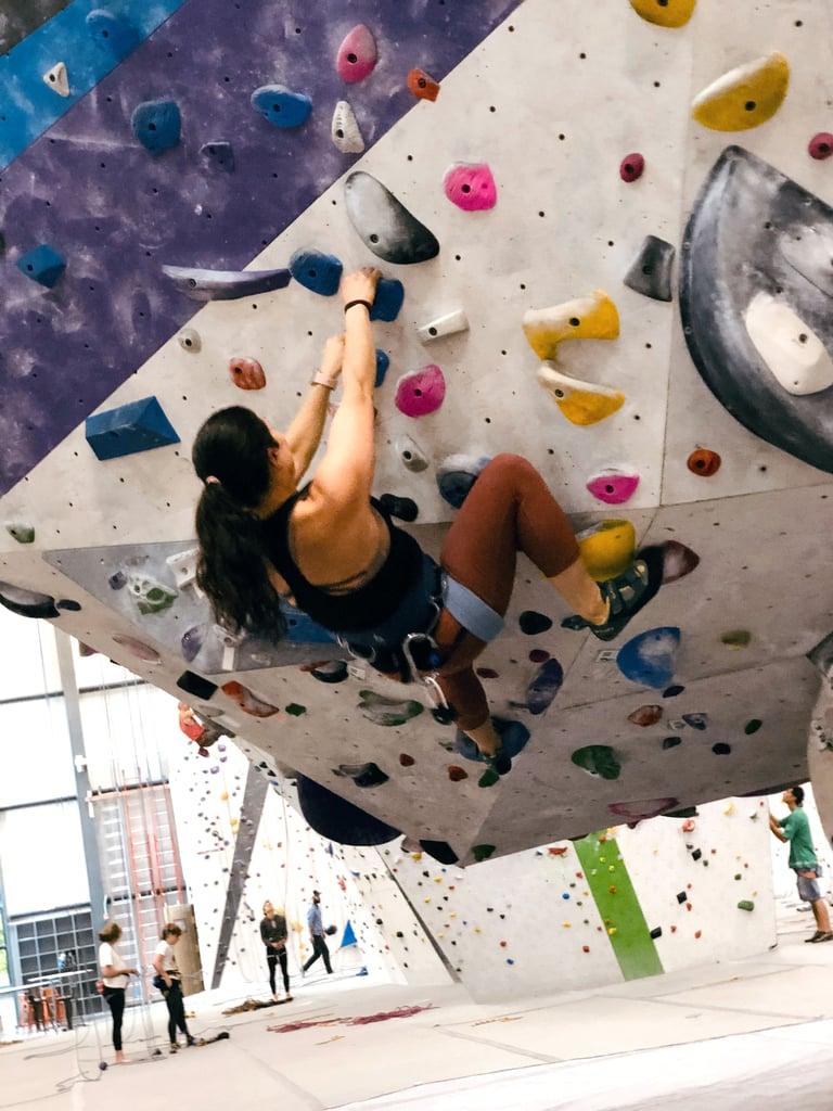 Beginner Indoor Climbing Tips