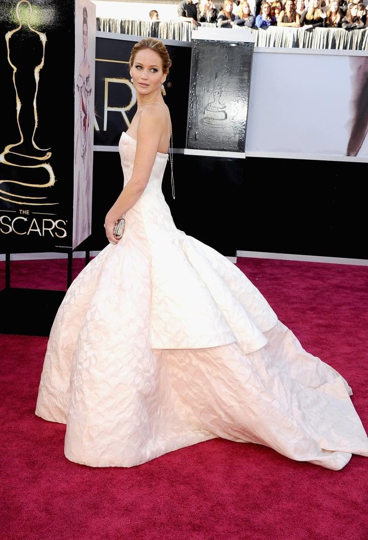 What Will Jennifer Lawrence S Wedding Dress Look Like Popsugar Fashion