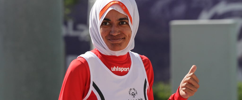 Hamda Al Hosani Most Decorated Special Olympic Athlete