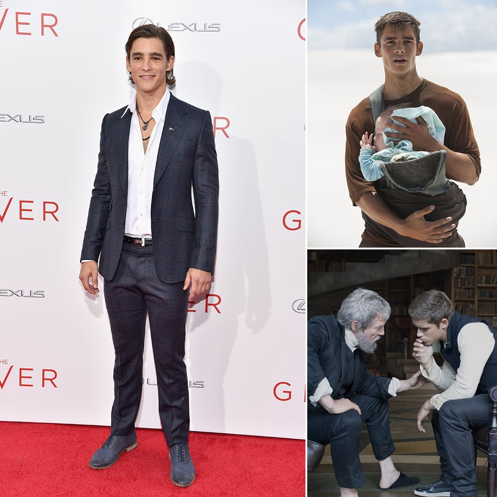 Brenton Thwaites Interview For The Giver