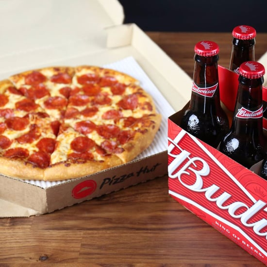 Pizza Hut Beer and Wine Delivery