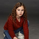 Skyler Wexler as Kira. Source: BBC