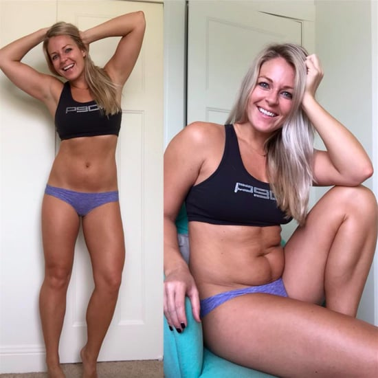 Same Girl Different Angles Body Image