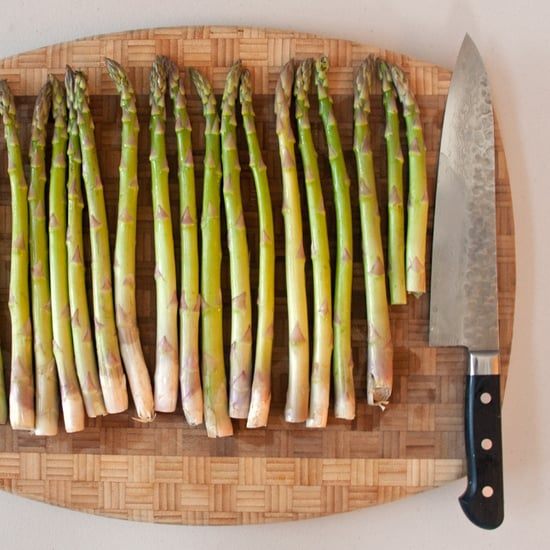 How to Prep Asparagus