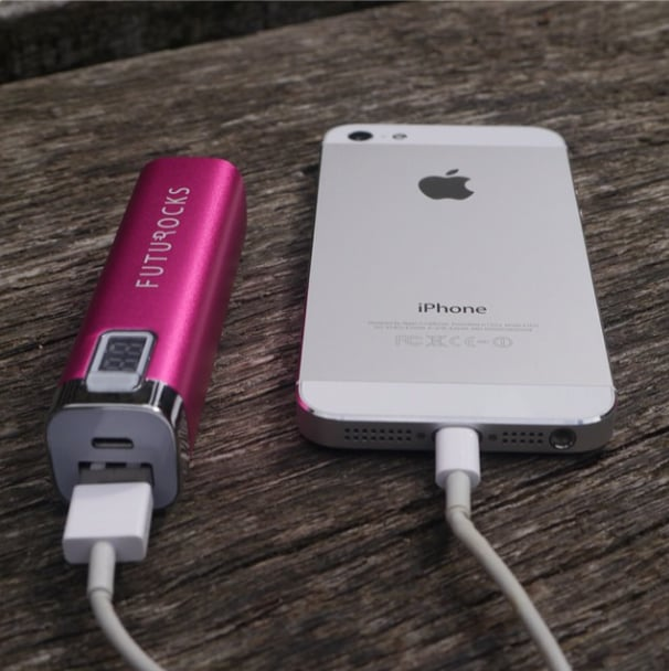 Carry a Portable Battery Charger