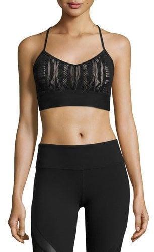 Alo Yoga Aria Lace Sports Bra