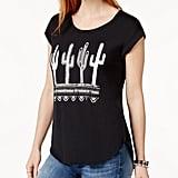 Carbon Copy Cactus Graphic-Print T-Shirt ($39)