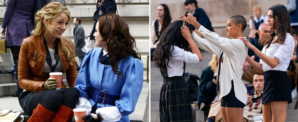 See the Gossip Girl Reboot Set Pictures