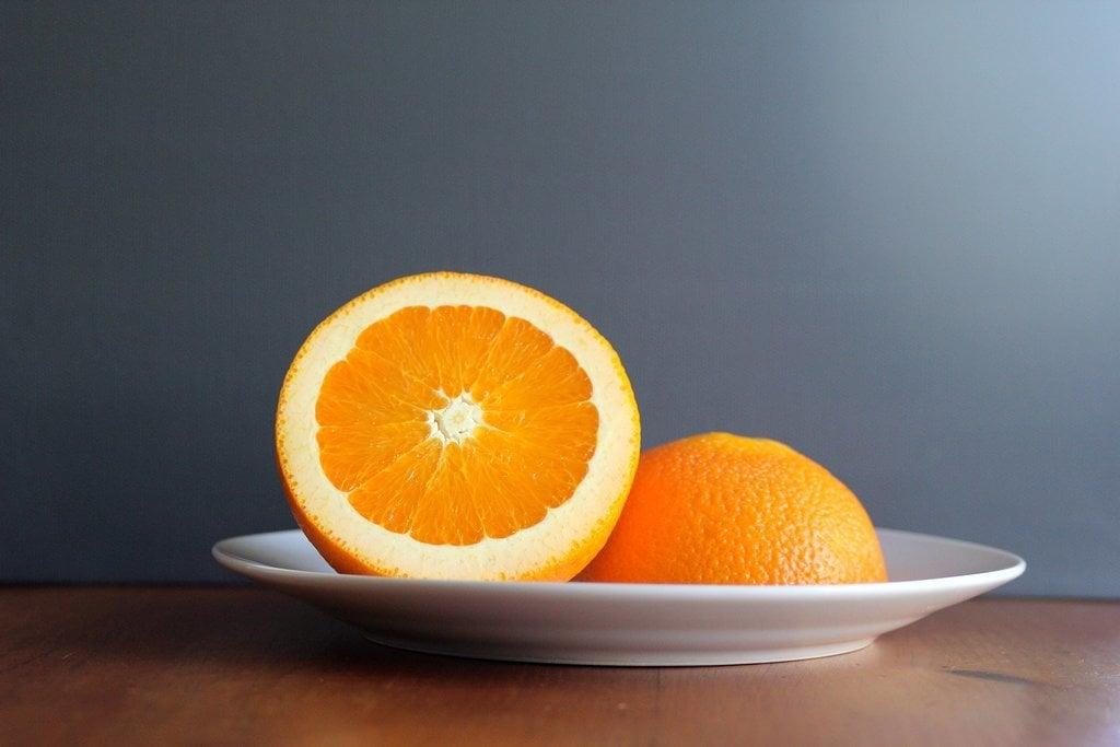 Skin-Brightening Citrus Scrub