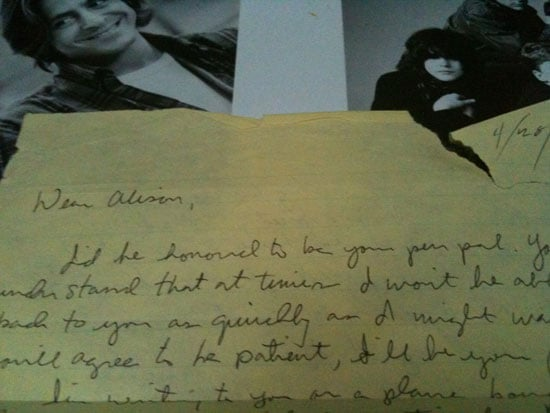 John Hughes: Influential Director — and Pen Pal