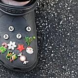 But Crocs went too far when Santa got involved.