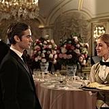 Louis and Blair's Wedding