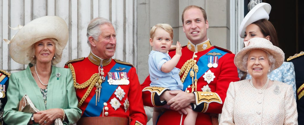 Do the Royal Kids Wear Hand-Me-Downs?