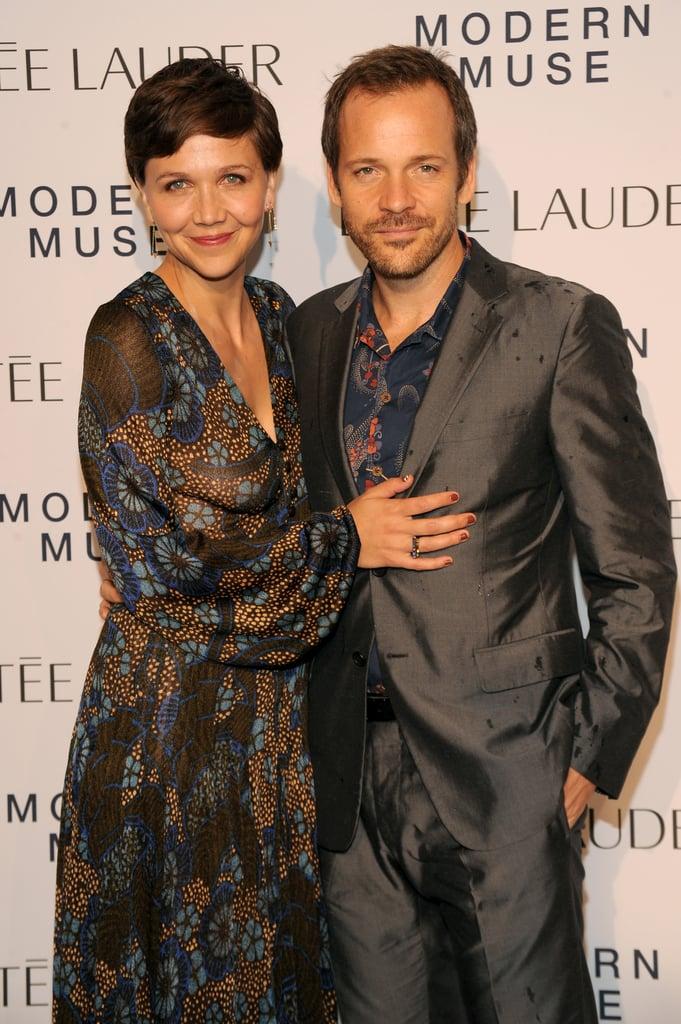 Maggie Gyllenhaal and Peter Sarsgaard