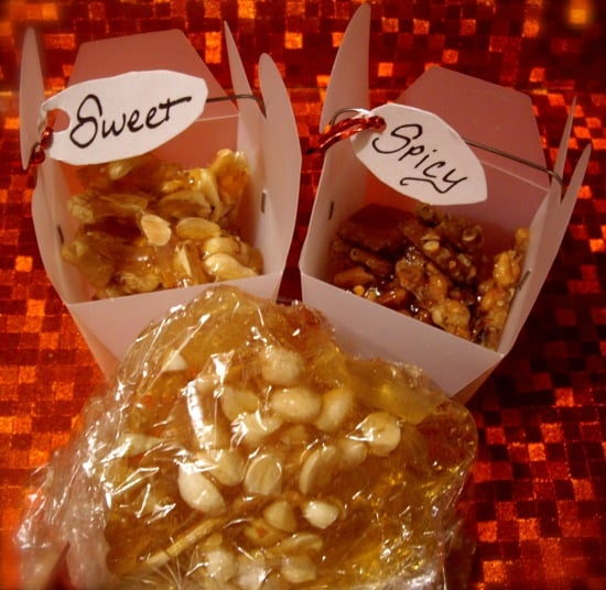 Sweet and Spicy Brittle