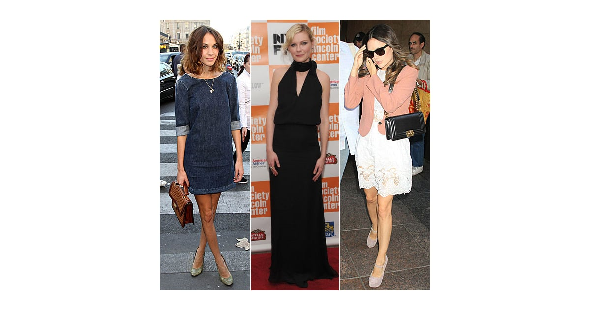 Celebrity style quiz for october 3 2011 popsugar fashion Find my fashion style quiz