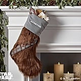 Chewbacca Star Wars Stocking