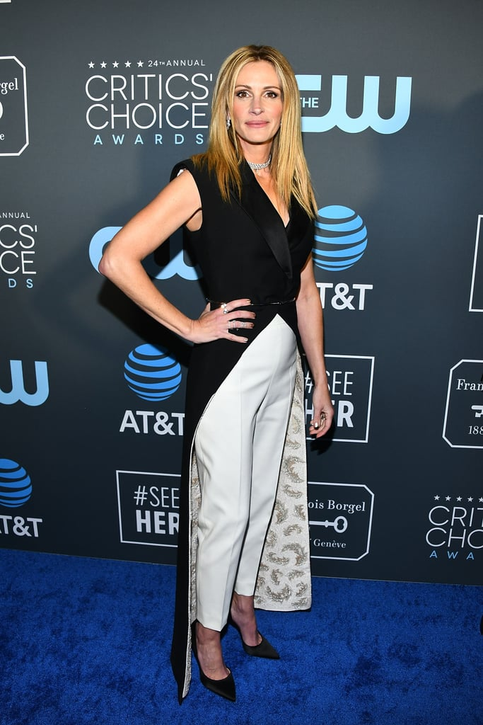 Julia Roberts at Critics' Choice Awards