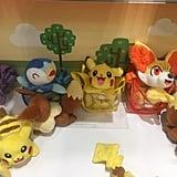 Pokemon Petite Pals Shoulder Stuffed Figure