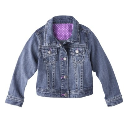 A Basic Denim Jacket