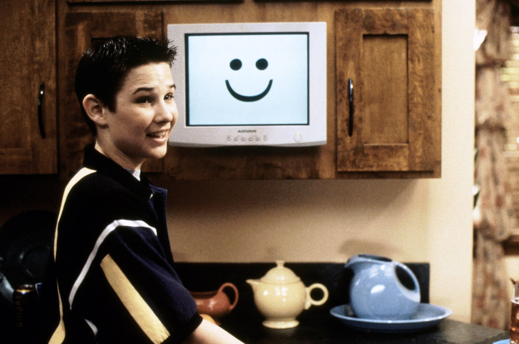 SMART HOUSE, Ryan Merriman, 1999.  Disney Channel  / Courtesy: Everett Collection