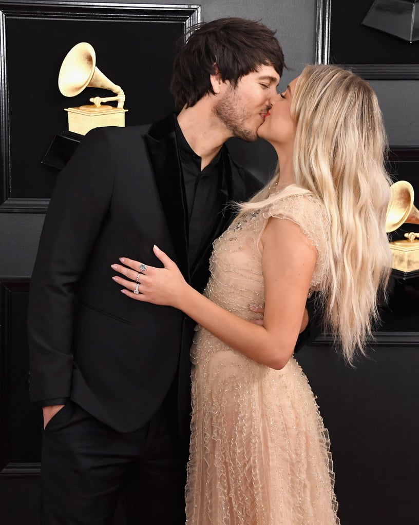 Kelsea Ballerini and Morgan Evans