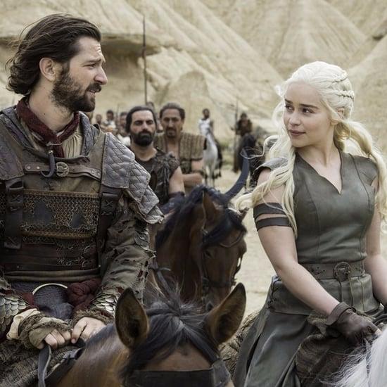 Sexy GIFs of Daenerys Targaryen