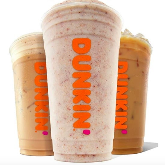 Dunkin' Donuts Hershey's Coffee Flavors 2019