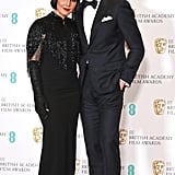 Noomi Rapace et Tom Hiddleson