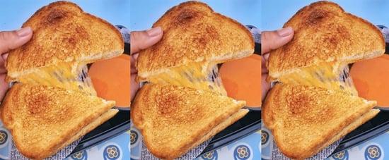Disneyland's Grilled Cheese Recipe
