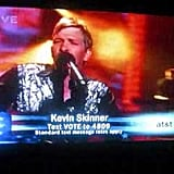 """Kevin Skinner Sings """"I Don't Want to Miss a Thing"""""""