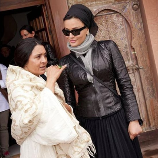 Qatar's Sheikha Moza in Her Most Fashionable Instagrams