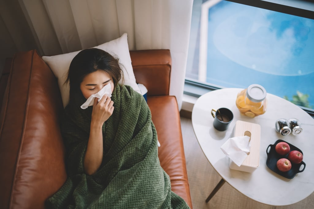 You'll Have Fewer Sick Days
