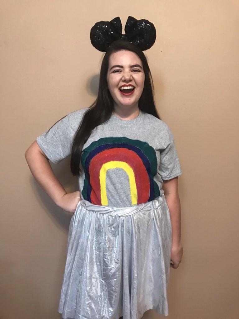 Retro Epcot Minnie Mouse