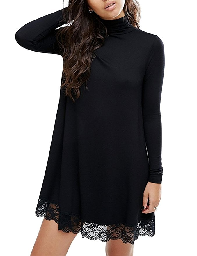 Leadingstar Turtleneck Dress