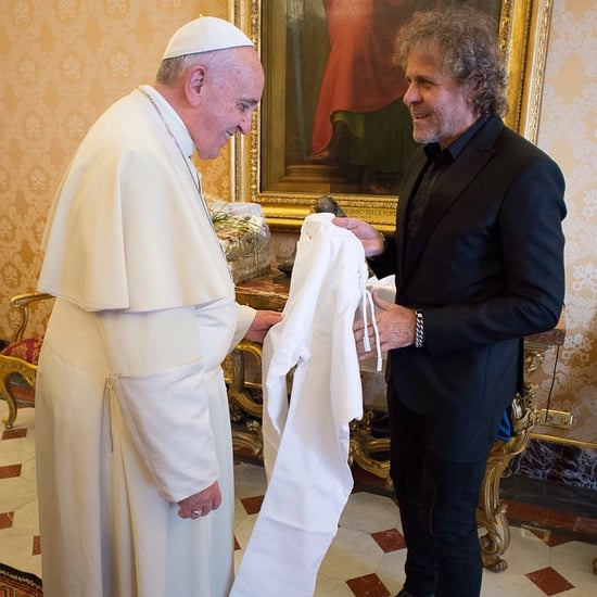 Diesel Gave the Pope Jeans For Christmas
